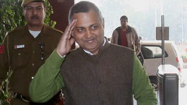 Delhi Court Charges Somnath Bharti of Harassment, Criminal Intimidation in Domestic Violence Case
